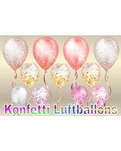 Luftballons-Testprodukt